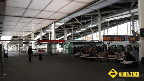 Avis, Hertz, Atesa, Europcar y Sixt estarán presentes en 24 estaciones de Alta Velocidad