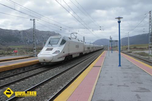 Renfe ofrecerá en verano hasta 10 trenes ALVIA diarios entre Madrid y la provincia de Cádiz