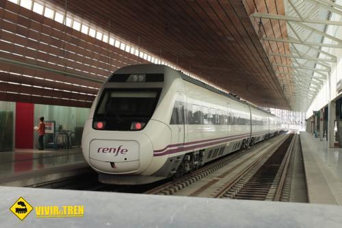 El tren ALVIA Picasso unirá Bilbao y Málaga durante el mes de agosto