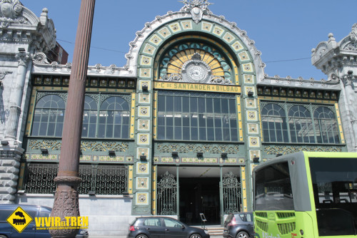 Estación Bilbao Concordia