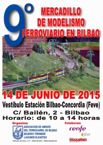 Mercadillo ferroviario Bilbao