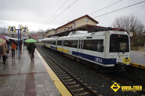 Tren Feve Santander