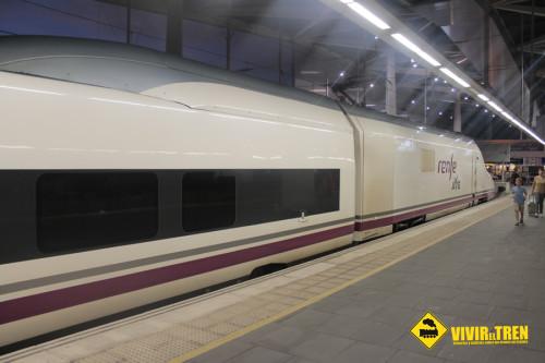 Trenes AVE directos Sevilla – Alicante en agosto