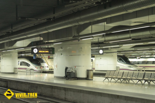 Hoy circularán más de 1.100 trenes por España
