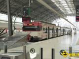 Accidente tren Bilbao Abando