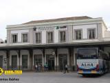 Autobus tren estación Granada