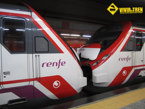 Renfe modifica los trenes de Cercanías y Media Distancia entre Valencia y Castellón