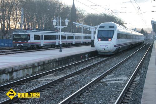 Huelga tren Renfe Septiembre