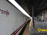 Renfe estación Granada