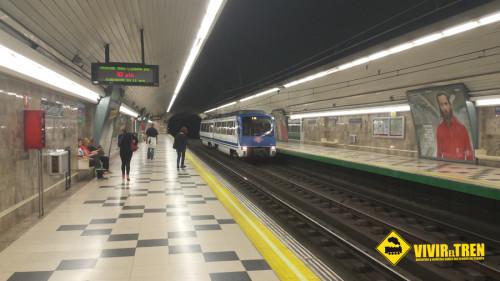 Traslado Metro Madrid