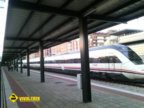 Renfe pone hoy a la venta los billetes de la nueva Línea de Alta Velocidad Valladolid – León