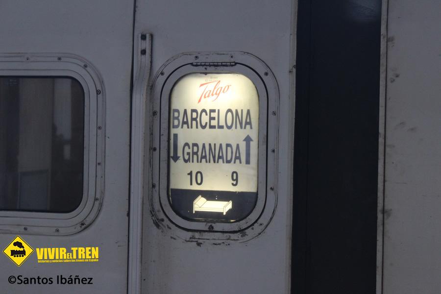Tren Granada Barcelona Vivir El Tren Historias De Trenes Y Ferrocarriles Vivir El Tren Historias De Trenes