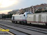 TrenHotel estación Granada