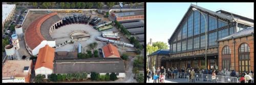 Fomento destinará 3,5M€ para la rehabilitación de los Museos del Ferrocarril de Madrid y Cataluña