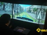Simulador tranvía Barcelona