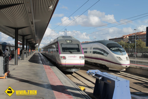 Tren Renfe Black Friday
