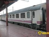 Coche 10000 TrenHotel Madrid