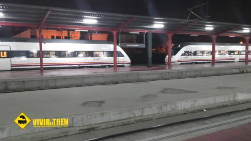 Trenes especiales entre Irún, San Sebastián y Madrid durante el puente de la Constitución