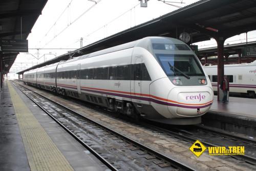 Desde el 17 de diciembre, Madrid y Salamanca estarán conectadas en tren por vía de Alta Velocidad en solo 90min