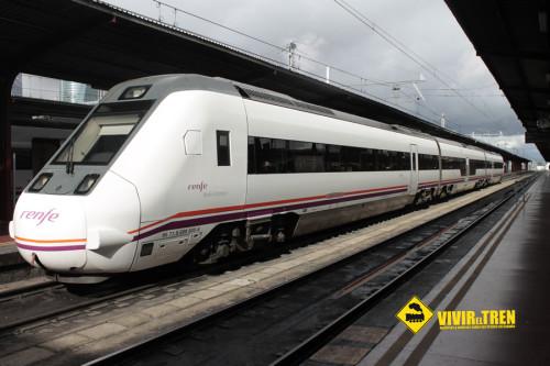Tren Renfe Salamanca