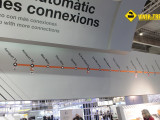 Paradas línea 9 Metro Barcelona