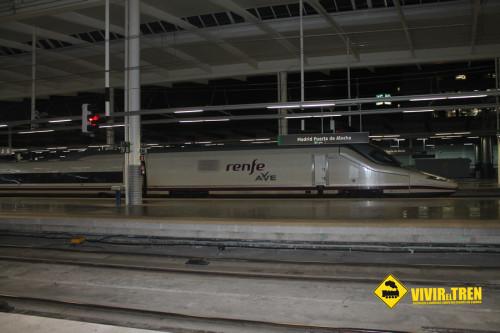 Renfe transportó 465 millones de viajeros en 2015
