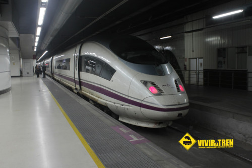 Mobile World Congress tren Renfe