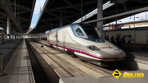 Tren Renfe Fallas Valencia