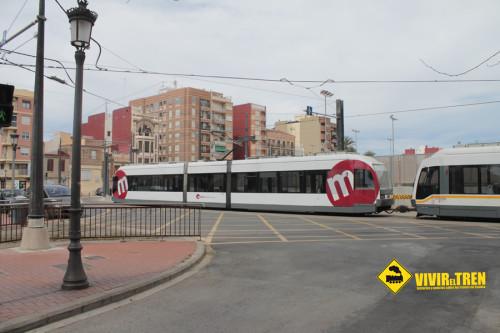 Servicios especiales de metro y tranvía en Valencia durante las Fallas 2016