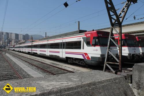 Nuevos horarios línea de Cercanías C-6 Castellón – Valencia
