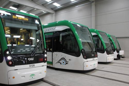Metro de Málaga ofrecerá servicio especial durante toda la Semana Santa
