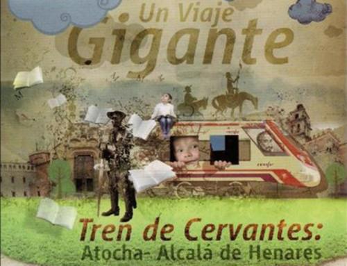 Temporada 2016 Tren turístico de Cervantes Madrid – Alcalá de Henares