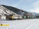 Tren mercancías Busdongo