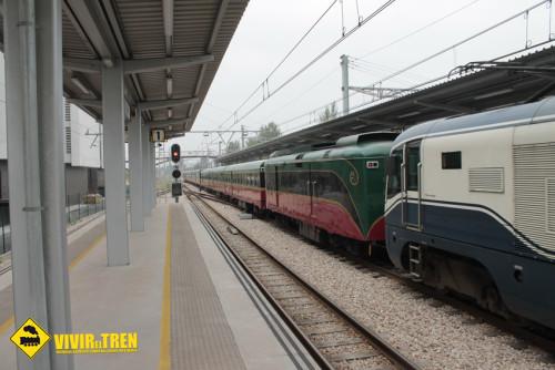 Oferta de trenes turísticos en 2016