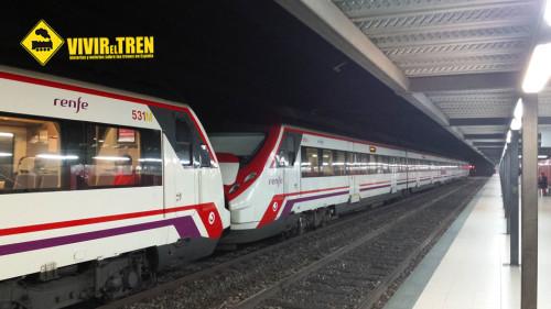 Renfe mejora el servicio en varias líneas de Cercanías Madrid