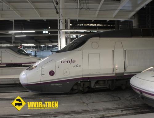 Más trenes AVE entre Barcelona y Andalucía en verano