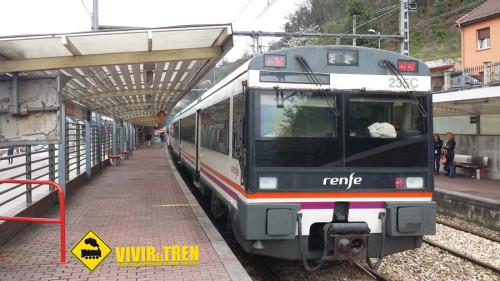 Renfe programa los «trenes playeros» Valladolid – Santander, León – Gijón y Miranda de Ebro – Irún