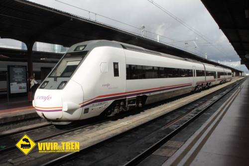 Tren Teresa de Avila