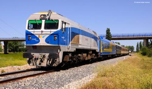 Tren de los 80 Segovia AAFM