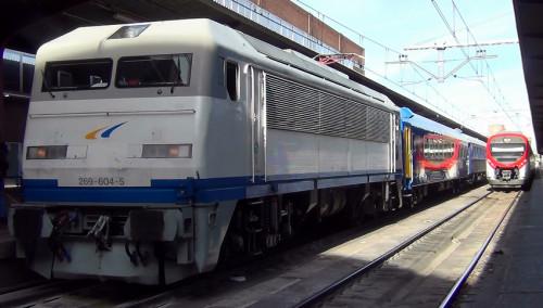 El Tren de los 80 circulará entre Madrid y Zaragoza