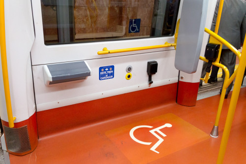 Usb carga metro madrid