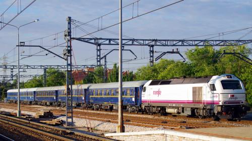 Un tren histórico recorrerá toda Extremadura del 2 al 8 de diciembre partiendo desde Madrid