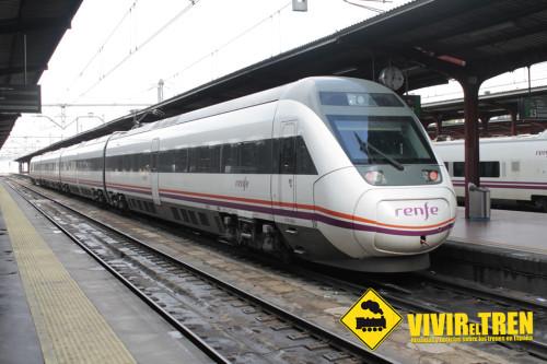 Más trenes directos entre Madrid y Huelva