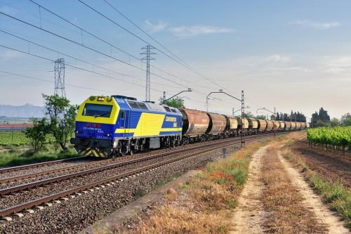 Deja de circular el tren de mercancias «Canfranero» Canfranc – Martorell