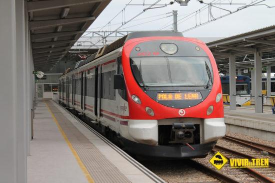 Los Trenes Luna circularán tras los fuegos de la Semana Grande de Gijón