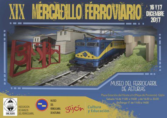Mercadillo Ferroviario Gijón