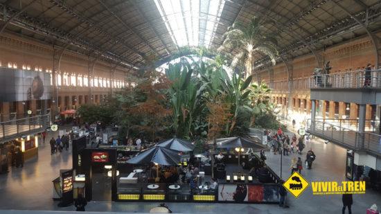 Presentación de las obras de ampliación de las estaciones de Madrid Puerta de Atocha y Chamartín