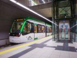 Metro Málaga huelga