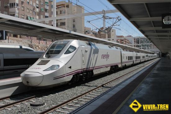 Renfe modifica en verano la oferta de trenes AVE, Cercanías, Euromed y MD del Corredor Mediterráneo por obras