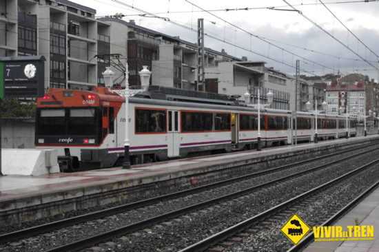 """Presentación de los """"trenes playeros"""" Valladolid – Santander, León – Gijón y Miranda de Ebro – San Sebastián"""